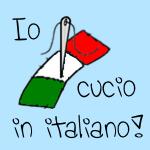 Io cucio in italiano