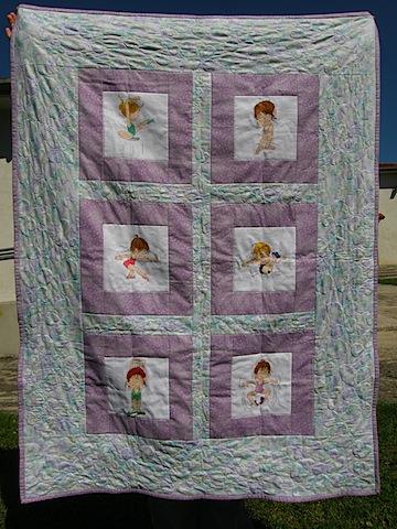 Coperta patchwork for dummies for Disegni di coperta inclusi