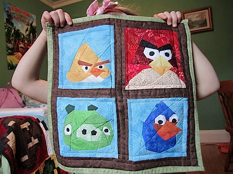 Angry Birds Wallhanging | Flickr - Photo Sharing!.jpg