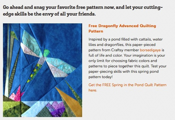 Free Pattern Friday Free Advanced Patterns From Craftsy